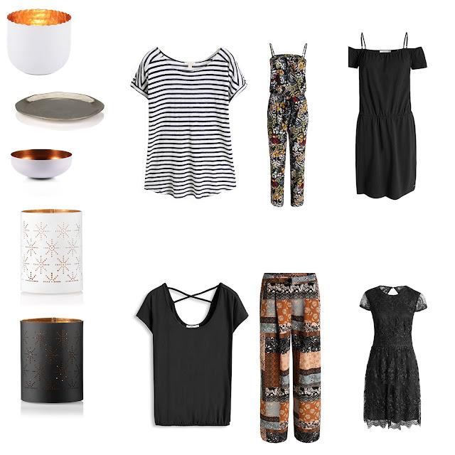 Espirt Wish List || Copper Homeware & Soft Grunge Spring Clothing
