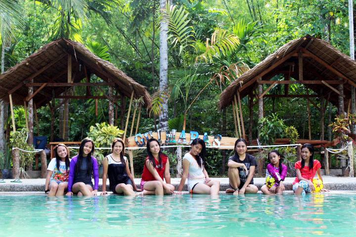 Daliran Spring Nature Resort Guimaras