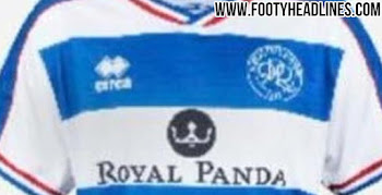 d299f8b50 Queens Park Rangers 18-19 Home Kit Leaked · The new ...