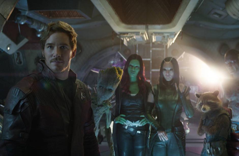 """""""Guardiões da Galáxia Vol. 3"""" começa a filmar no próximo ano"""