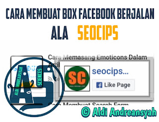 Box facebook ala seocips