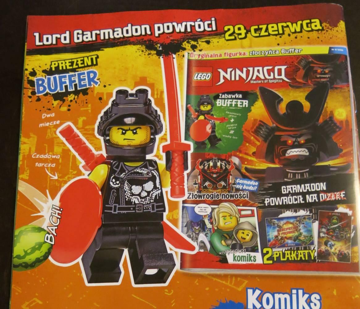 Lego Okazje Zapowiedź Magazynu Lego Ninjago 62018