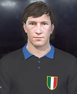 PES 2019 Faces Walter Zenga By DNA+I Facemaker