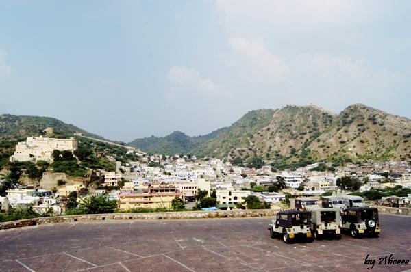Fortul-amer-jaipur-India-vizita