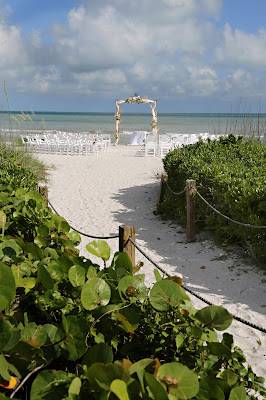 wedding arch sanibel casa ybel