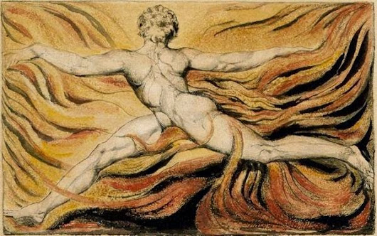 the nature of god in the poems of william blake The poems are included in blake's songs of innocence and of experience, and both poems use an animal to frame a question that is essentially about the nature of god.
