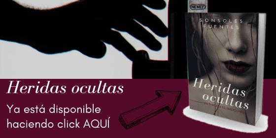descarga aquí la novela negra Heridas ocultas de Sonsoles Fuentes