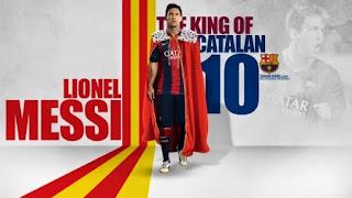 Foto Lionel Messi Terbaru 2018