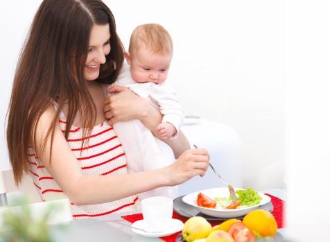 Cara Menurunkan Berat Badan Ibu Menyusui