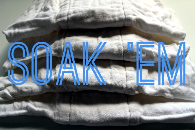 Soak Cloth Diapers