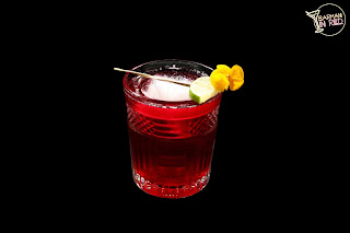 cocteles con vodka red citrus