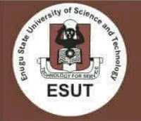 ESUT 2017/2018 Screening 1st Batch Admission Status