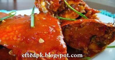 Resep Kepiting Presto