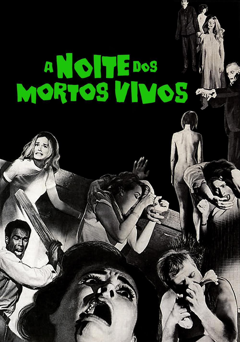 Crítica: A Noite dos Mortos-Vivos (1968) - Sessão do Medo