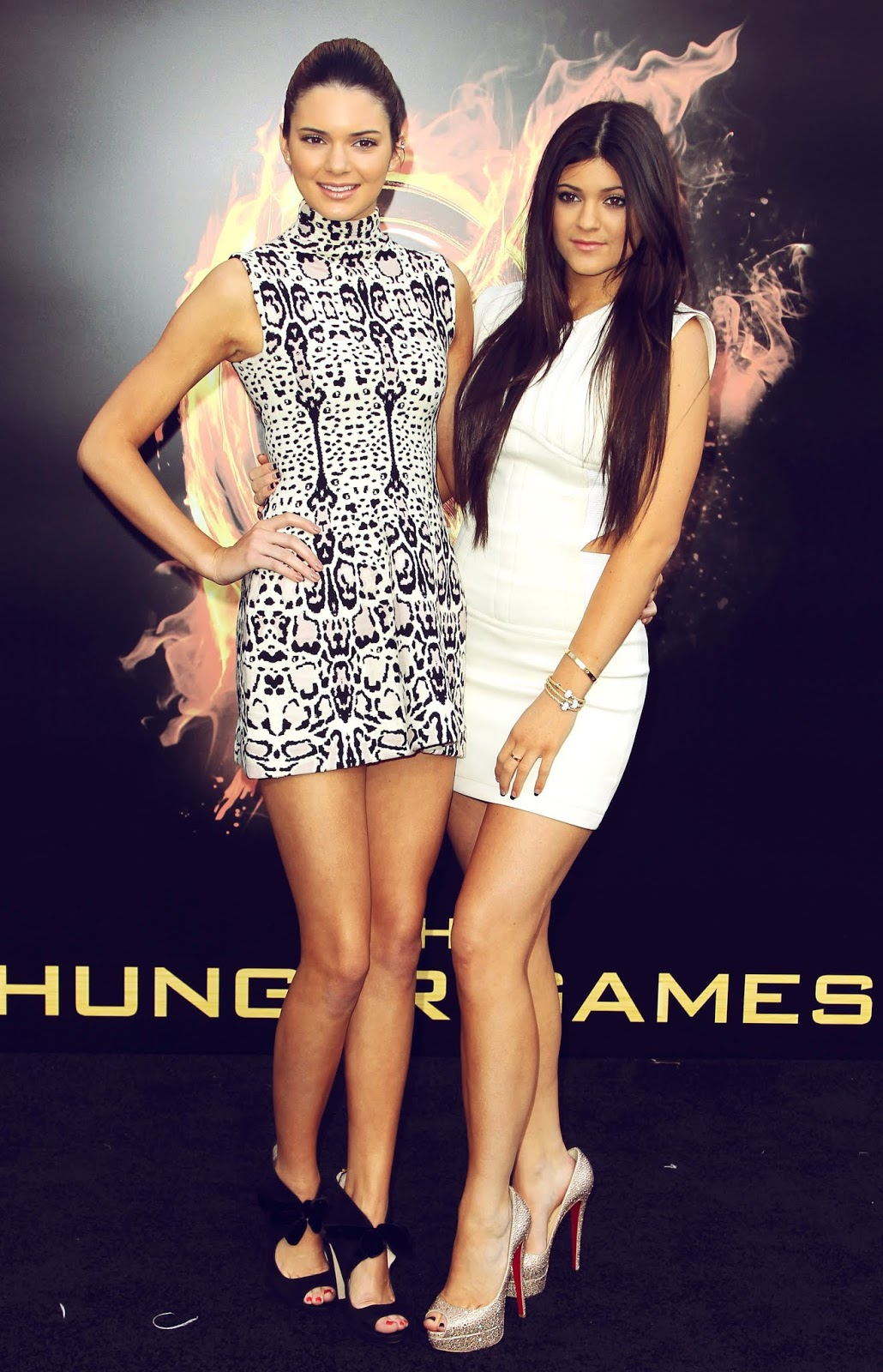09- At The Hunger Games Los Angeles Premiere on March 12, 2012
