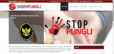 website saberpungli