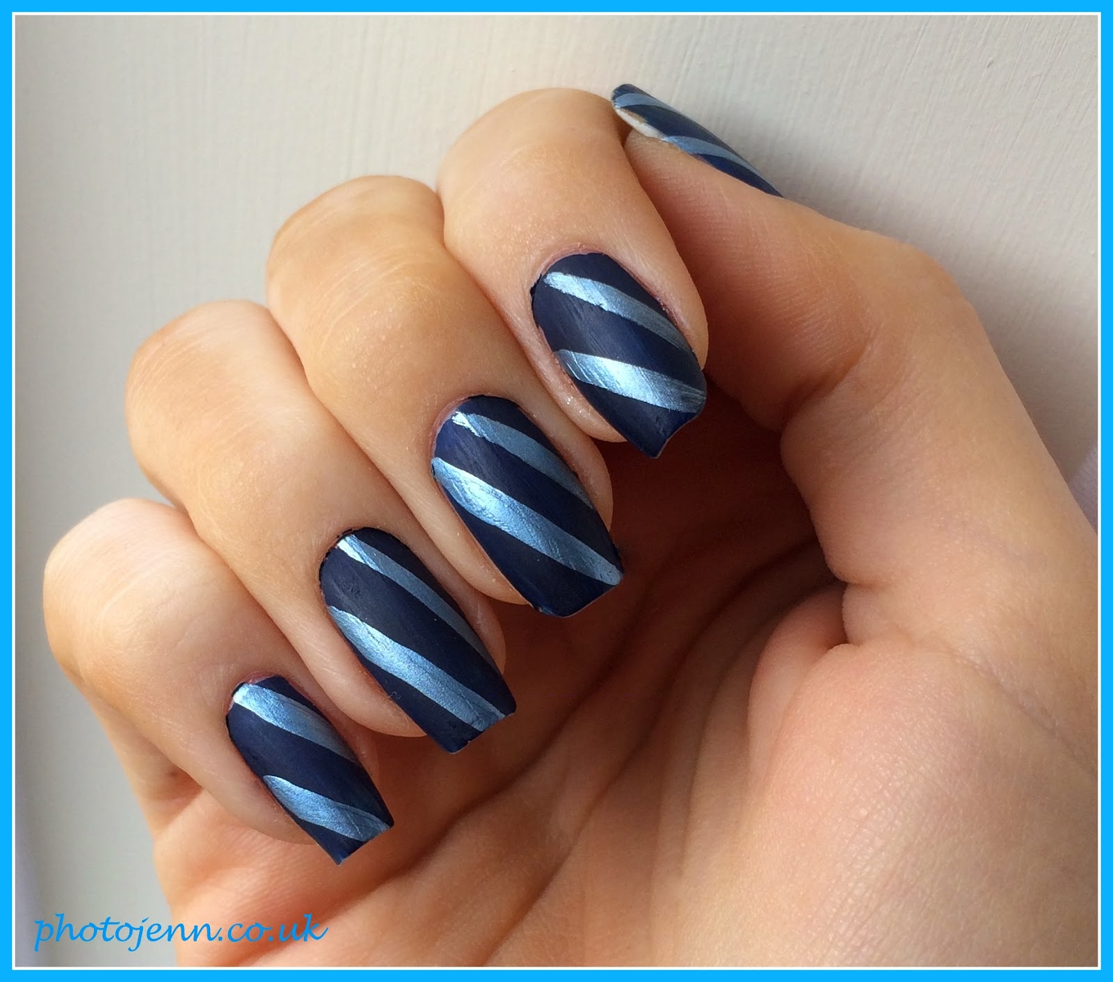 blue-Pinstripe-nails-Revlon