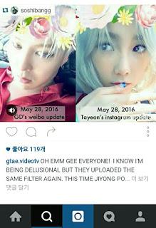 gd dating taeyeon