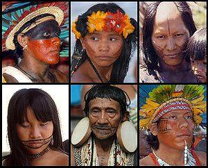 Situação Atual dos Índios do Brasil