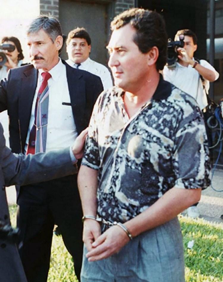 """""""CALDERONI"""" el POLICIA MULTIMILLONARIO,el JEFE NARCO y ASESINO...un subproducto de la impunidad de los estratos del gobierno."""