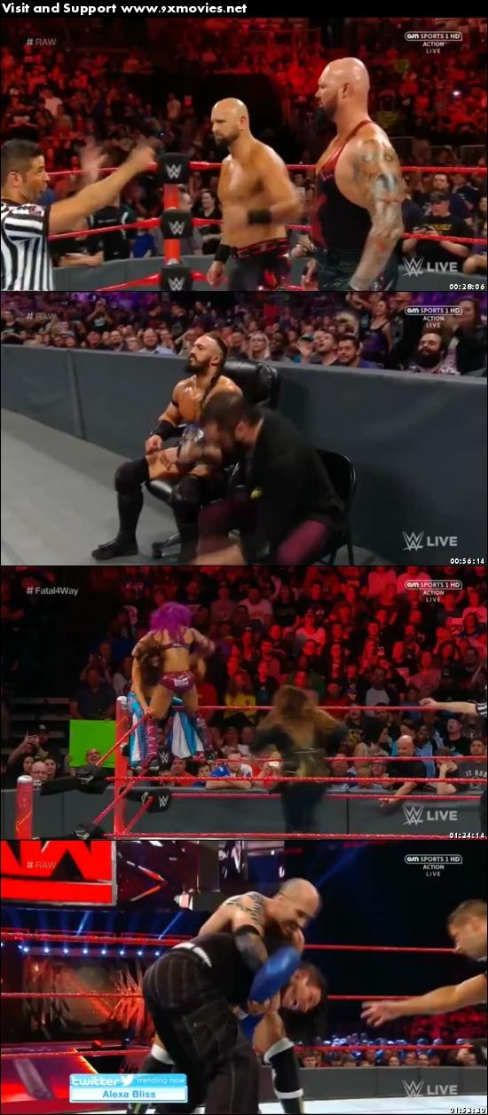 WWE Monday Night Raw 17 April 2017 HDTV 480p