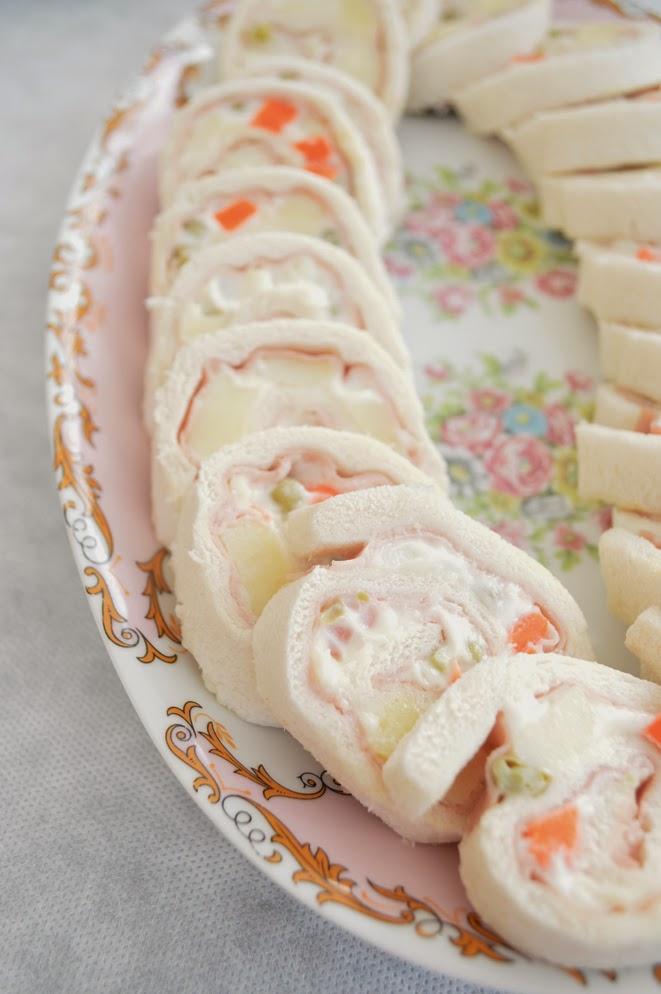 pane bianco prosciutto cotto