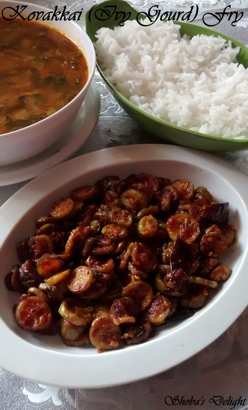 Indian food recipes indian recipes desi food desi recipes kovakkai is used traditionally to control fever asthma bronchitis and jaundice it also helps to regulate the blood sugar levels forumfinder Choice Image