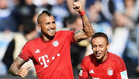 Hertha Berlin vs Bayern Munich 0-2 Video Gol