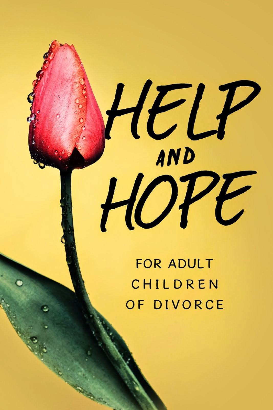 Help and Hope for Adult Children of Divorce