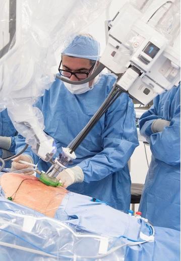 urología solo cirugía de próstata como
