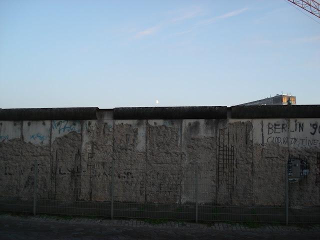 Muro de Berlim.