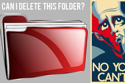 Cara Membuat Folder Tidak Bisa Dihapus di Laptop