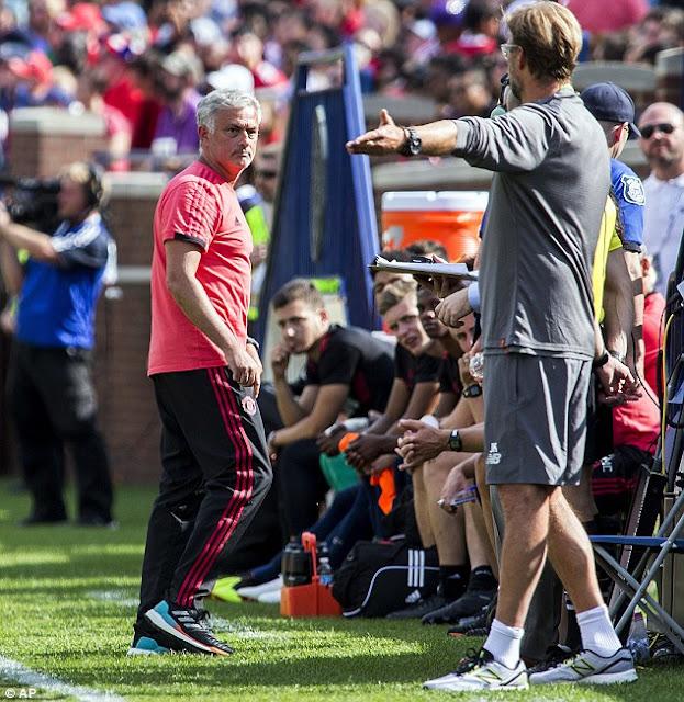 GÓC NHÌN: Mourinho đang tìm cách tẩu thoát? 2