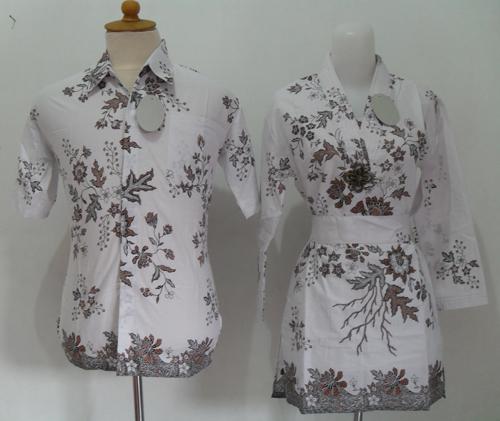 model baju batik sarimbit pekalongan