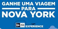 Promoção New Era Experience: Ganhe uma viagem para Nova York