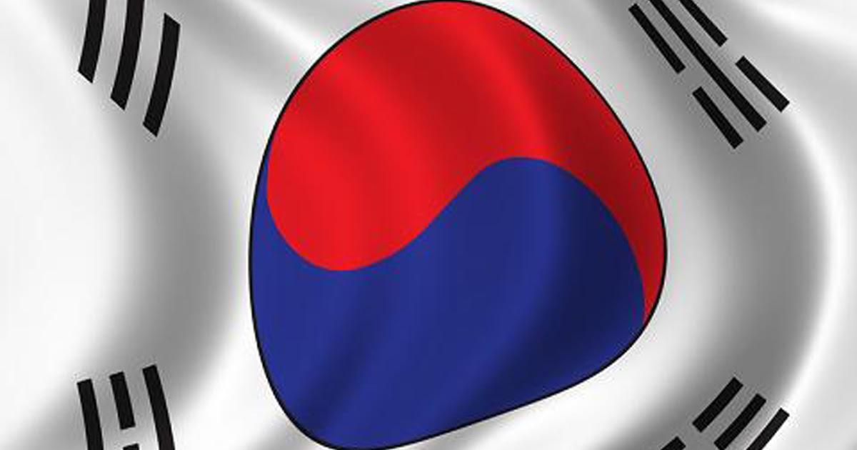 Design Wallpaper Flag Of South Korea