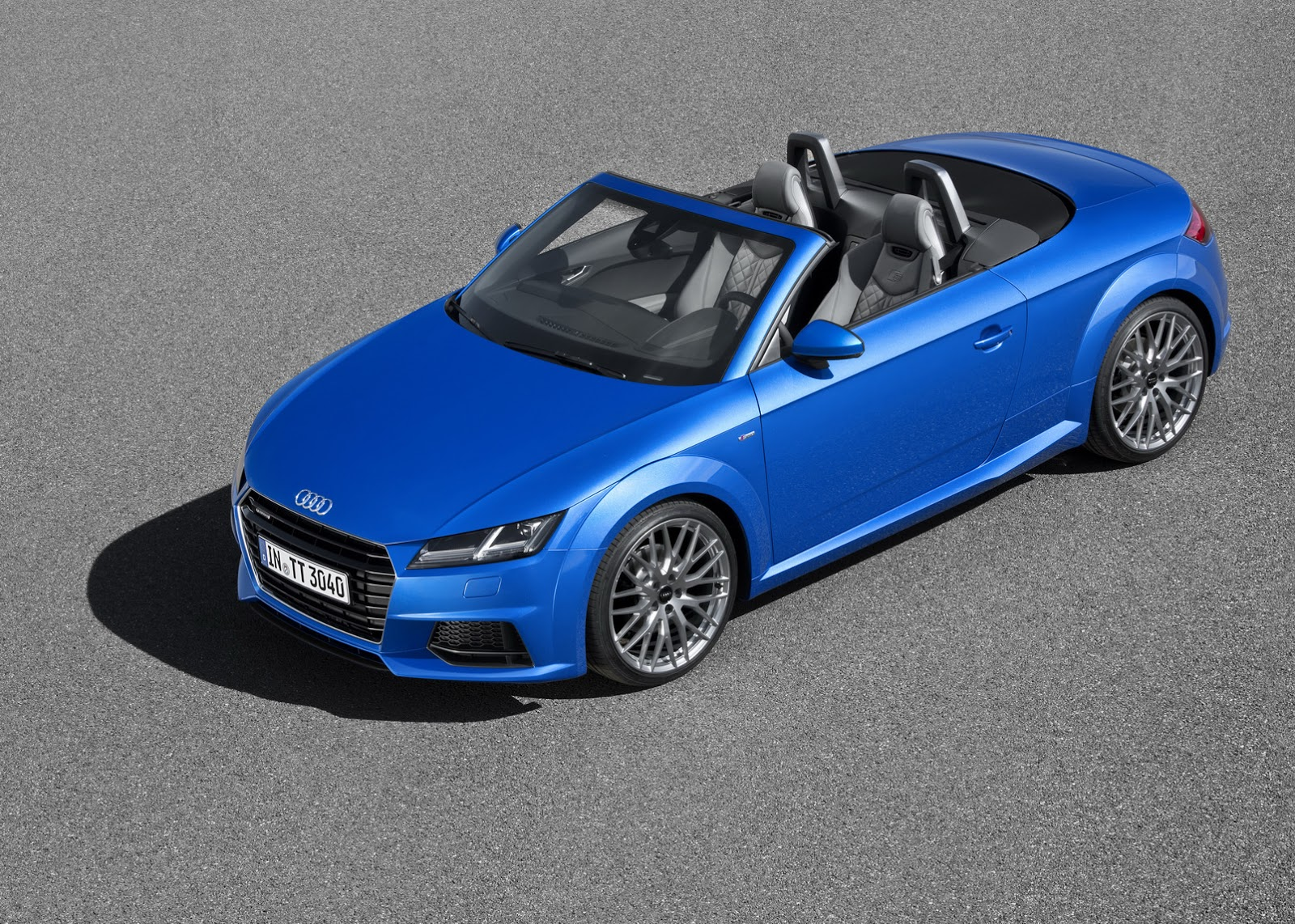 Audi Opens Up New TT and TTS Roadster [31 Photos] | Carscoops