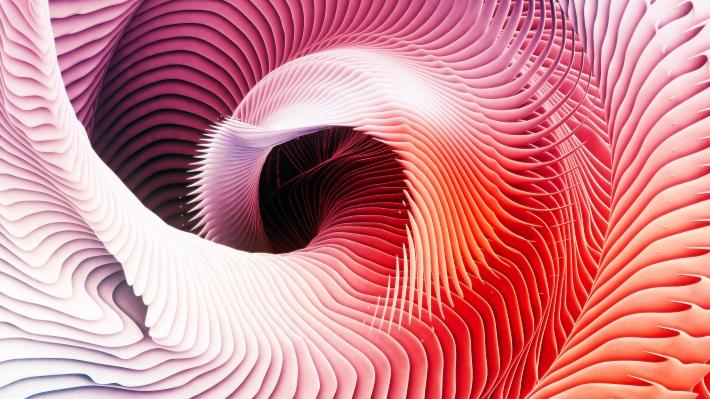 Wallpaper 6: The Super Spirals