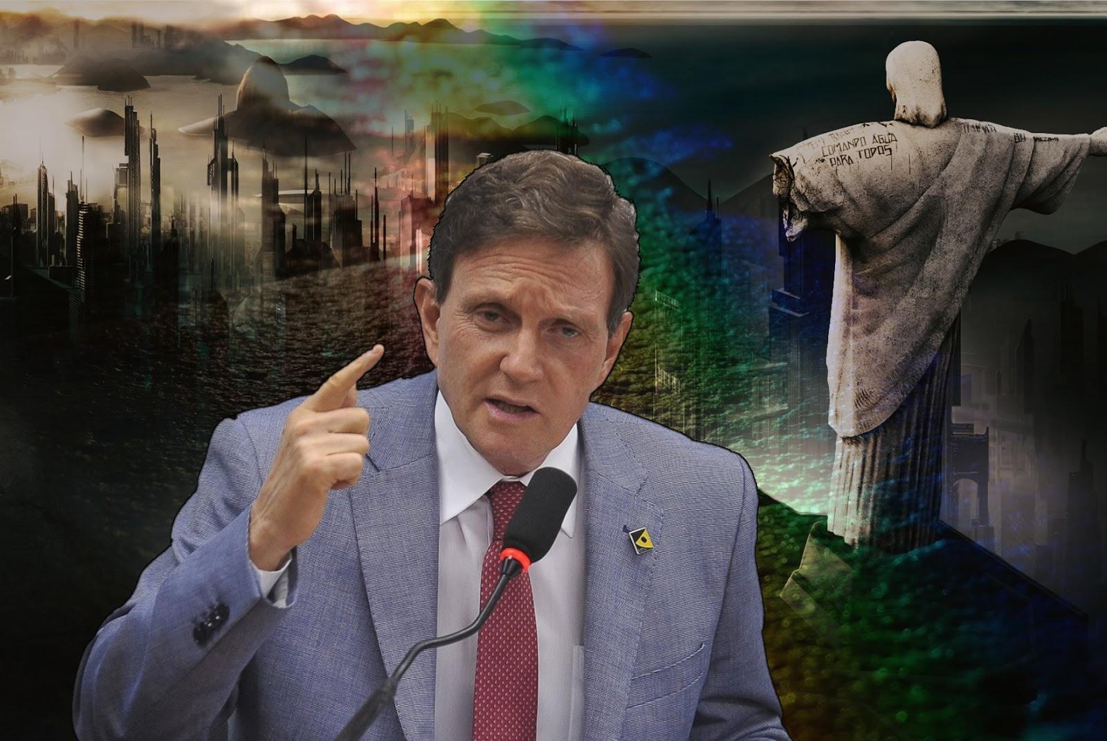 Melhor destino LGBT, Rio de Janeiro elegeu bispo da Universal como prefeito