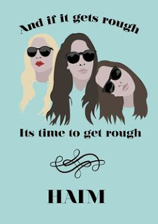 terjemahan lirik lagu haim little of your love