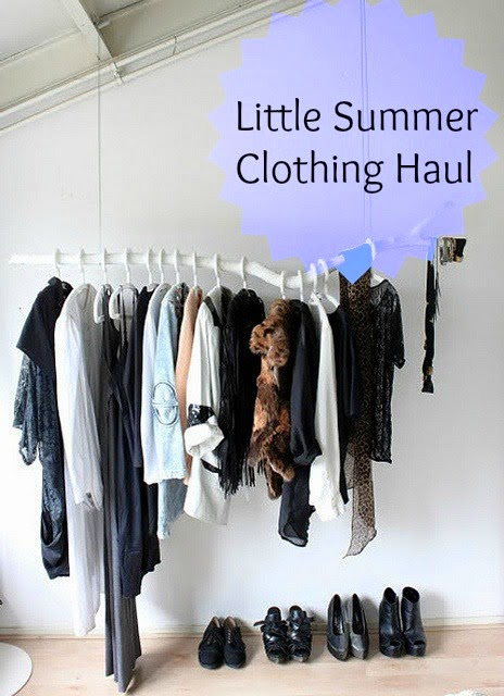 Little Summer Clothing Haul!!