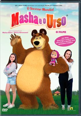 Filme Poster Masha e o Urso: O Filme