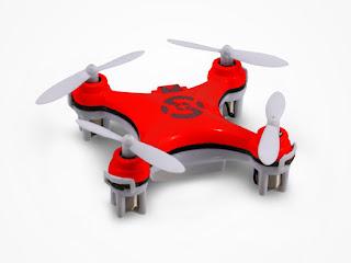 Ultra-Stealth Nano Drone