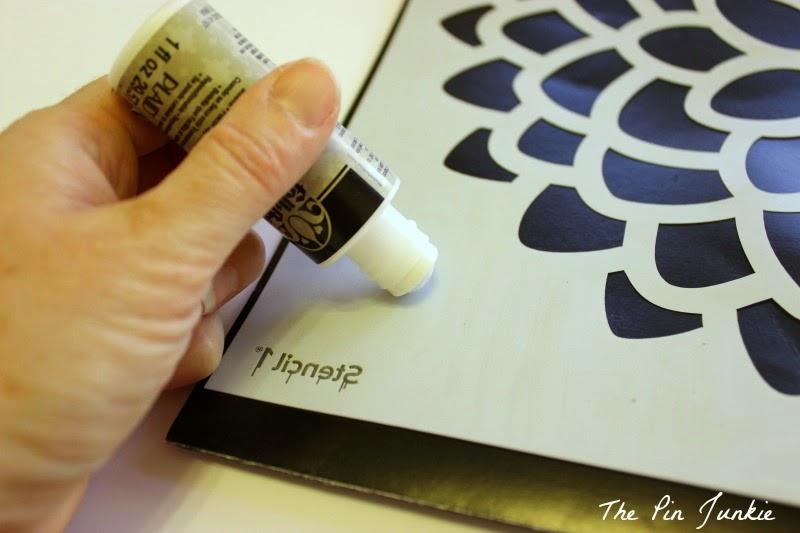 Stencil Adhesive
