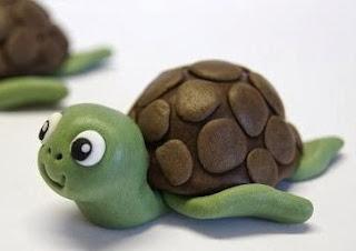 tortuga-pplastilina