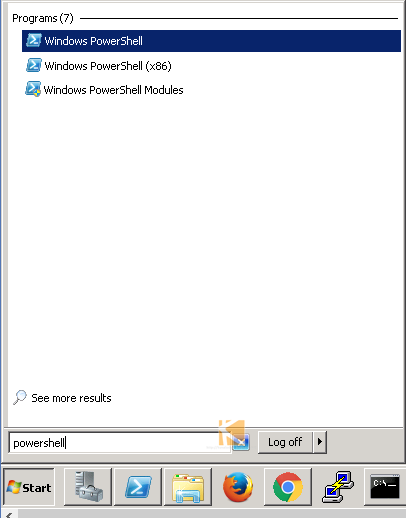 vGeek: Install missing Powershell ISE on Windows Server 2008 R2