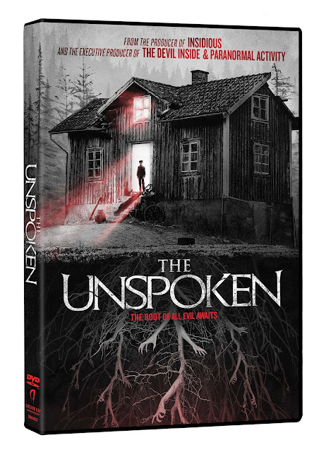 the unspoken dvd art