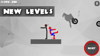 Stickman Destruction 3 Heroes Game 2