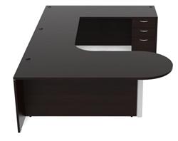 U Shaped Office Desk
