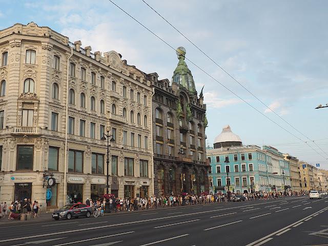 Санкт-Петербург - Невский проспект (Saint Petersburg - Nevsky Prospekt)